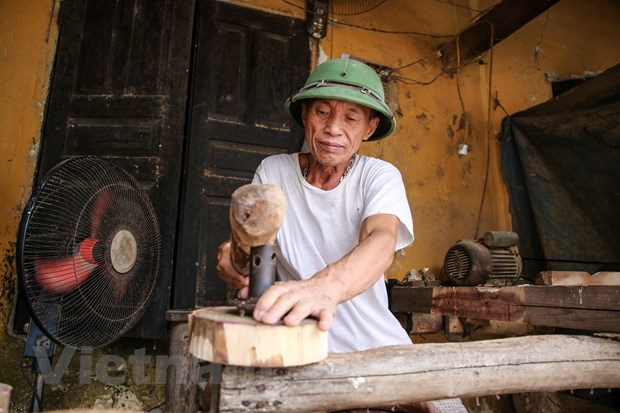 Ong Hao craft village helps maintain values of traditional toys hinh anh 7