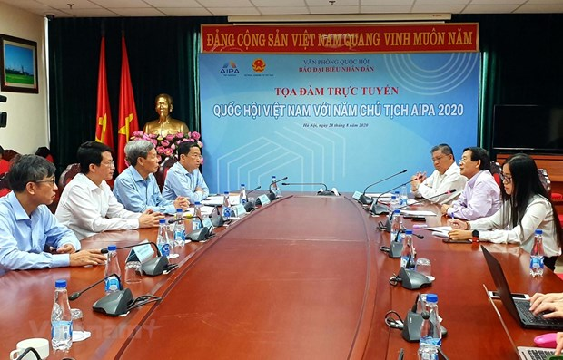 Seminar discusses NA's role in AIPA Chairmanship Year hinh anh 1