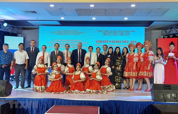 Vietnam – Russia cultural exchange held hinh anh 1