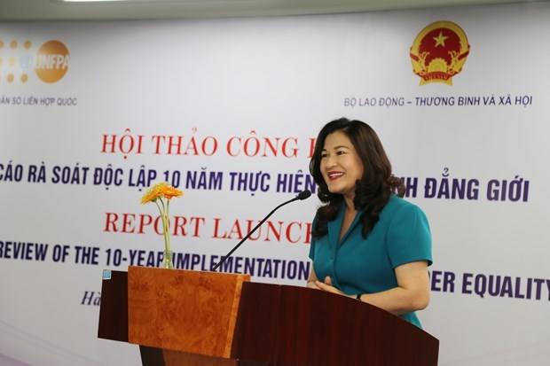 Law on Gender Equality conforms to international standards on human rights hinh anh 2