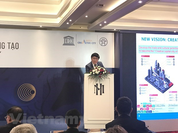 Hanoi strives to become creative city in region hinh anh 2