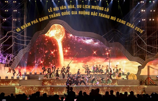Muong Lo Culture & Tourism Festival 2019 receives big US awards hinh anh 1