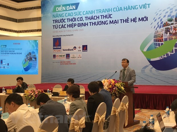 "Experts share opinions on development of ""Vietnamese-national eagles"" hinh anh 1"