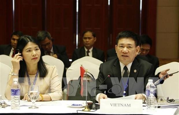 Vietnam contributes initiatives to developing ASOSAI hinh anh 1