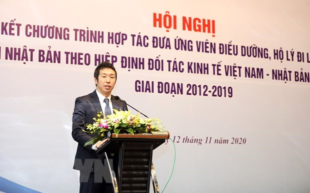 Vietnamese nurses, caregivers show strong performance in Japan hinh anh 1