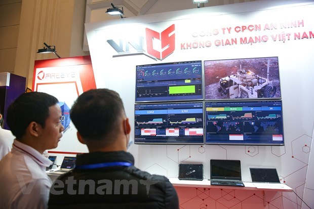 Vietnamese firms produce 91 percent of cyber security, safety products hinh anh 1