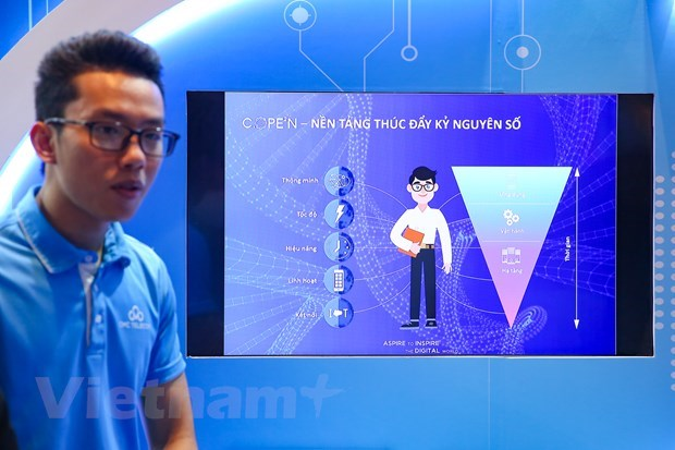 Vietnamese firms produce 91 percent of cyber security, safety products hinh anh 2