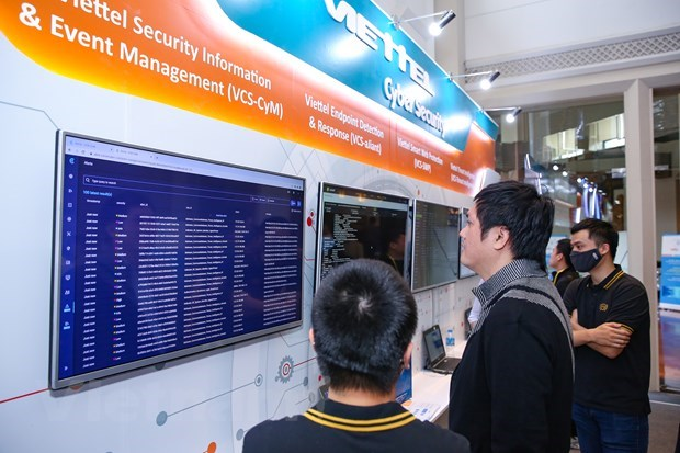 Vietnamese firms produce 91 percent of cyber security, safety products hinh anh 3