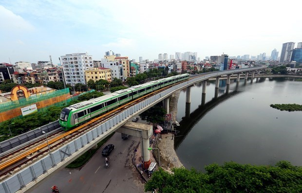Urban metro project earns safety and environmental certification hinh anh 1