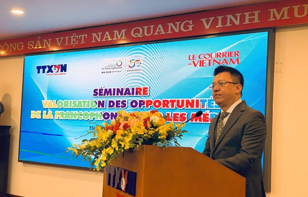 Position in OIF brought about myriad opportunities to Vietnam hinh anh 1