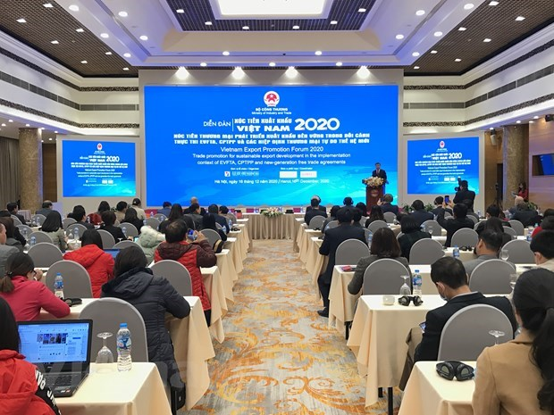 Trade promotion: stimulator of Vietnamese exports hinh anh 1