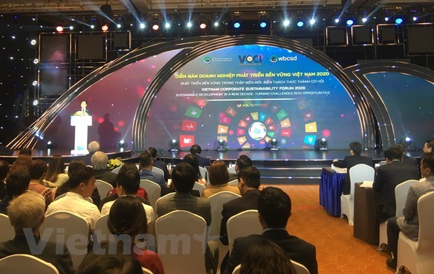 Sustainable development brings long-term prosperity to society: forum hinh anh 1