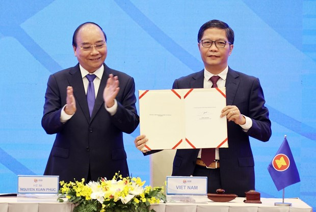 RCEP: new impulse for deeper integration into global value chain hinh anh 1