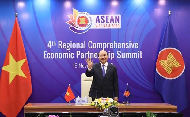 RCEP deal – A strategic move hinh anh 1