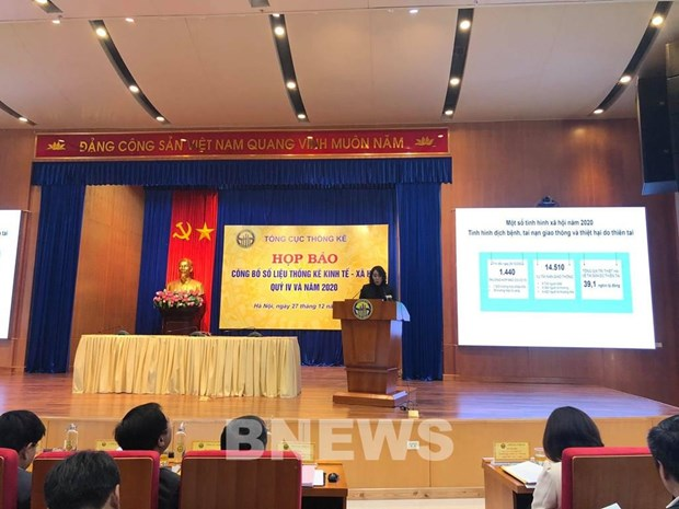 GSO leader hails 2020 as year of success in inflation control hinh anh 1
