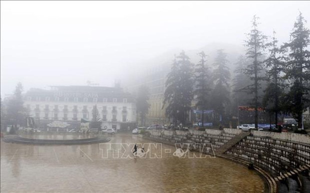 Severe cold spell to hit northern, north central regions during New Year holiday hinh anh 2