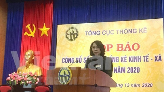 Vietnam's GDP growth estimated at 2.91 pct this year hinh anh 1