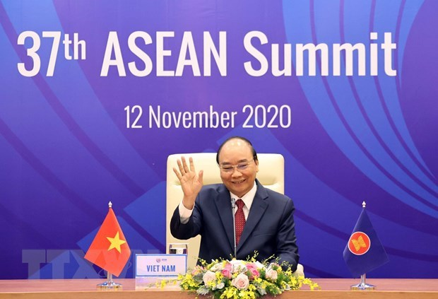 Vietnam's stature, mettle, wisdom manifested in ASEAN Chairmanship Year hinh anh 1