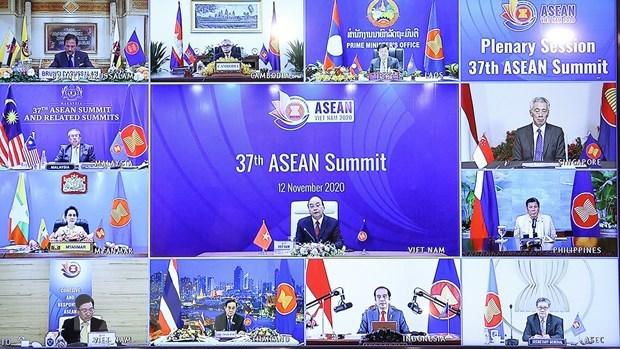 Vietnam's stature, mettle, wisdom manifested in ASEAN Chairmanship Year hinh anh 2