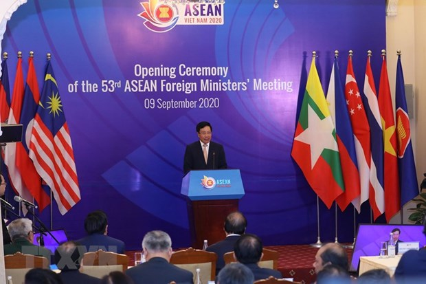 Vietnam's stature, mettle, wisdom manifested in ASEAN Chairmanship Year hinh anh 3