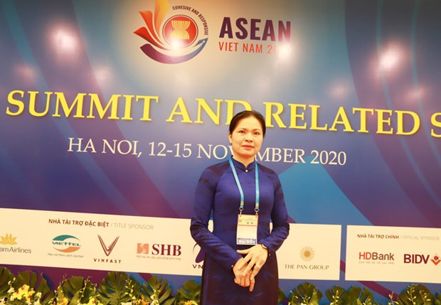 Vietnam praised for initiatives in ASEAN women's empowerment hinh anh 3