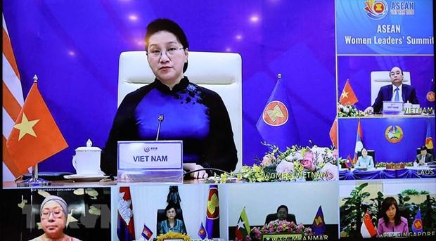 Women's empowerment initiatives - Highlight of Vietnam's ASEAN Chairmanship hinh anh 2