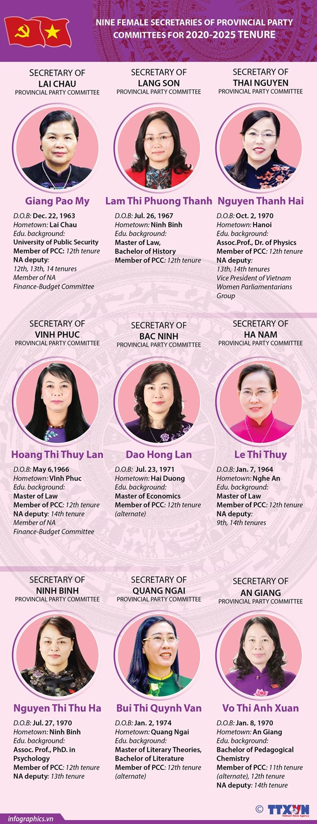 Vietnam pursues consistent policy on women's empowerment hinh anh 2