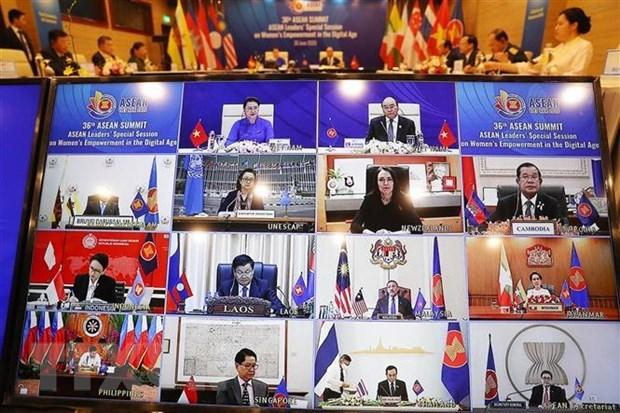 Women's empowerment initiatives - Highlight of Vietnam's ASEAN Chairmanship hinh anh 3