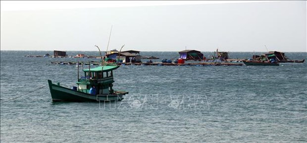 Kien Giang moves to promote marine economic growth hinh anh 1