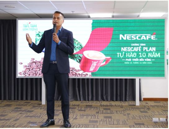 """Nestle Vietnam: 25 years consistent with a goal """"enhancing Vietnamese lives"""" hinh anh 1"""