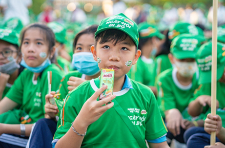 """Nestle Vietnam: 25 years consistent with a goal """"enhancing Vietnamese lives"""" hinh anh 2"""