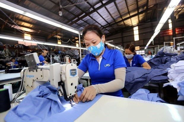 RCEP smooths way for Vietnam to join global supply chains hinh anh 1
