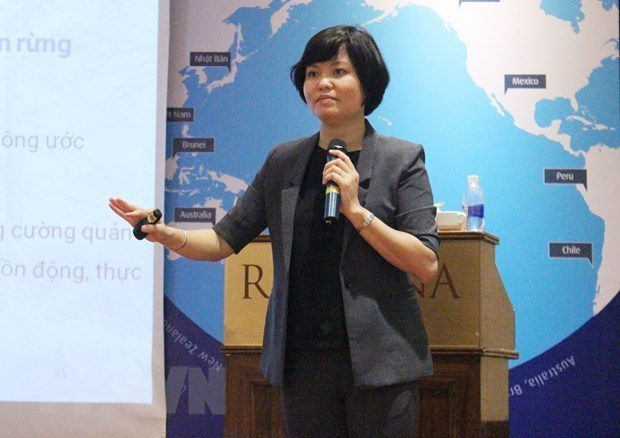 RCEP smooths way for Vietnam to join global supply chains hinh anh 2