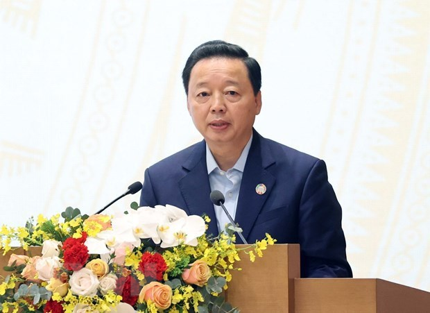 Water resources plan needed for socio-economic development: Minister hinh anh 1
