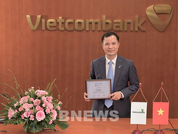Vietcombank named Vietnam's Strongest Bank by Balance Sheet for six consecutive years hinh anh 1