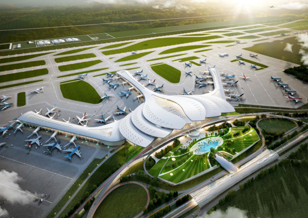 Long Thanh airport - Magnet for real estate investment in HCM City's east hinh anh 1