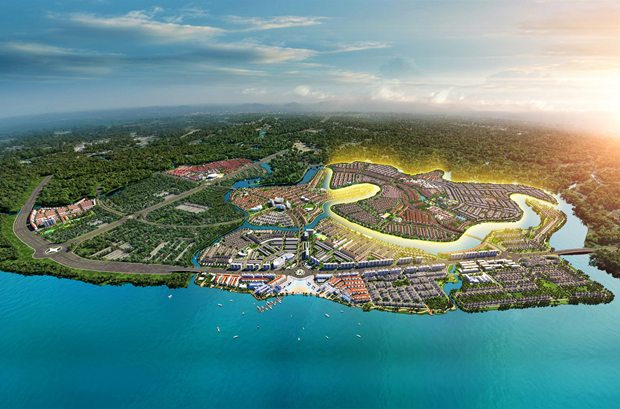 Long Thanh airport - Magnet for real estate investment in HCM City's east hinh anh 4