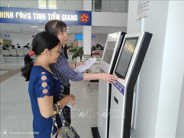 Tien Giang focuses on administrative reform hinh anh 1