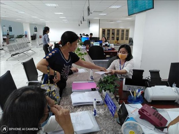 Tien Giang focuses on administrative reform hinh anh 2
