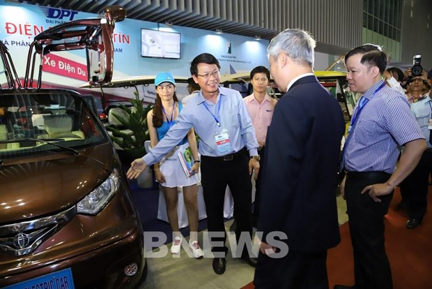Autotech & Accessories 2021 to be held both offline, online hinh anh 2