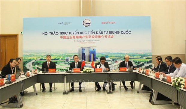 Chinese investors hope Binh Duong have better investment environment hinh anh 2