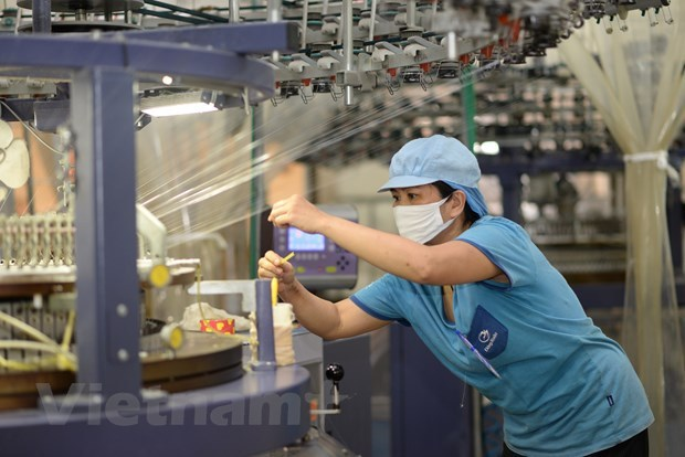 Processing industry leads Q1 export growth hinh anh 1