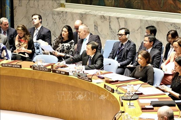 Vietnam and UNSC: From participant to partner for sustainable peace hinh anh 3