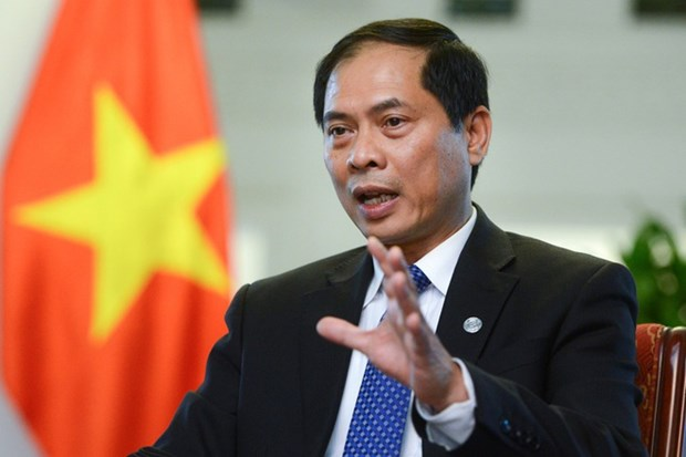 Minister elaborates on priorities for Vietnam's diplomatic sector hinh anh 1