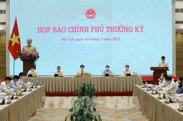 Sustaining economic gains amid COVID-19 of first importance: Official hinh anh 1