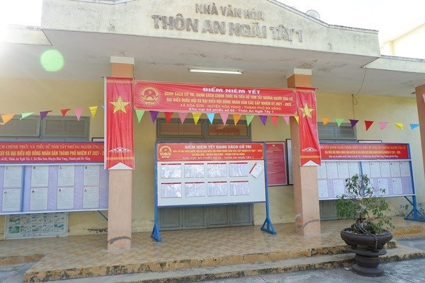 Da Nang speeds up preparations for general election hinh anh 1