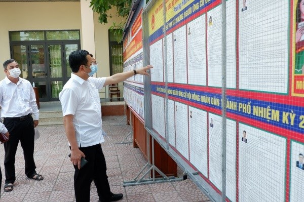 Da Nang speeds up preparations for general election hinh anh 2