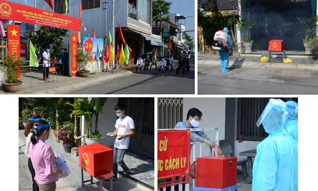 Absolute safety ensured for upcoming general elections hinh anh 1