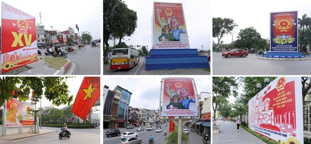 Absolute safety ensured for upcoming general elections hinh anh 2