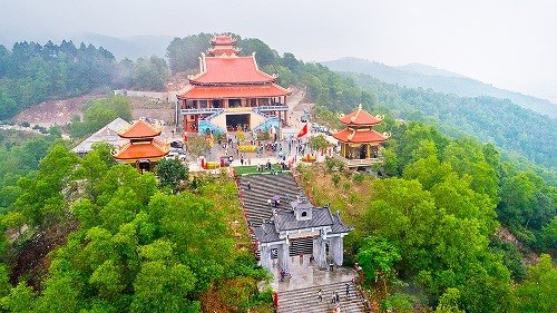 Bac Giang adopts measures to develop tourism hinh anh 1
